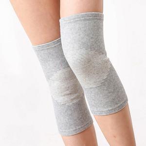 دعم القطن وسادات الركبة 1 قطعة الركبة تستجمع قواها دافئ لآلام التهاب المفاصل المشتركة للإغاثة والإنعاش