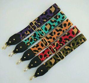 Fashion Shoulder Bag Strap Belt Replacement Shoulder Strap for Crossbody Bags Zebra Pattern Correa Bolso