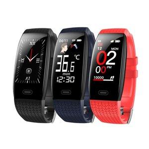 cgjxs T5 Deportes inteligente reloj con cuerpo Monitorización del oxígeno temperatura de la sangre Hr monitor IP67 impermeabilizan podómetro inteligente pulseras para niños Wom