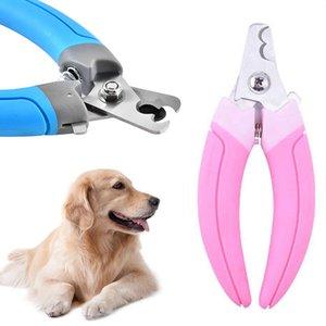 Professional Pet Nail Clippers Chats Dog Nail Paw Toilettage en acier inoxydable Ciseaux Clippers Cutter Tondeuse de Sharp Pet Supplies Toe VT1572