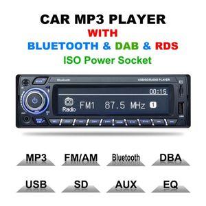 European Country DAB DAB+ Automobile Stereo Music Player Navigation Bluetooth Handsfree Calling Car MP3 Player FM Radio