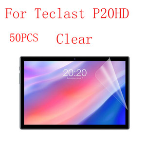 Transparent Screen Protector Film for Teclast P20HD 50pcs