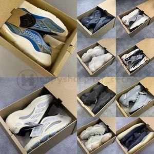 Adidas Yeezy Boost 350 Mit Box Kanye West 700 V3 Azael Alvah Static 500 Knochen White Stone Israfil Oreo Asriel Eliada Laufschuhe Herren-Sport-Trainer-Turnschuhe
