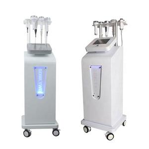 Venta caliente 6in1 80k cavitación máquina de adelgazamiento multifuncional 5D cavitación cuerpo esculpiendo vacío rf cuerpo masajeador de cuerpo