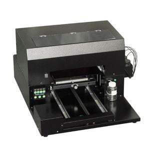 مبيعات المصنع مباشرة، وتجارة الجملة، الموزعين، مسطحة UV طابعة A3 حجم النافثة للحبر آلة الأشعة فوق البنفسجية قضية الهاتف النقال مخصص طابعة شعار printer.3d