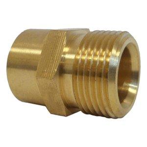 Регулируемое мыло и Injector Мойка высокого давления M22 MXF Коннектор