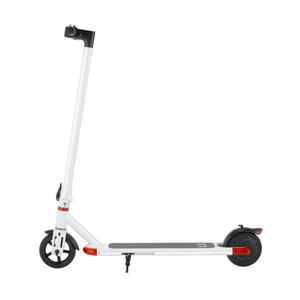 Alta velocidade Scooter elétrico bateria 7.8AH motocicleta elétrica semelhante com Xiaomi 6.5inch Electronic Brake (branco))