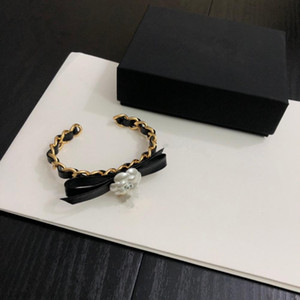 Урожай Золотой цвет Египетский Фараон Дизайн ювелирных изделий цветка камелии черный кожаный браслет манжета браслет Горячие марка ювелирных изделий