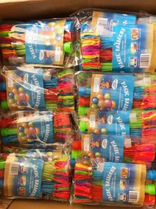 Combattez de l'eau Ballons robustes de ballons remplis d'eau à l'eau Songkran Carnaval Water Balloons Eau Polo Jouets 27