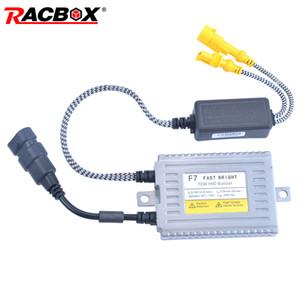 Fast Bright Super F7 70W DLT HID Ballast Quick Start Digital Xenon Ignition Block for 9-16V Vehicle Car Retrofit Headlight Bulb