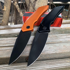 جديد وصول oem kershaw 7100 سكين للطي d2 بليد سبائك الألومنيوم مقبض الدفاع عن النفس سكين صيد بقاء الجيب edc