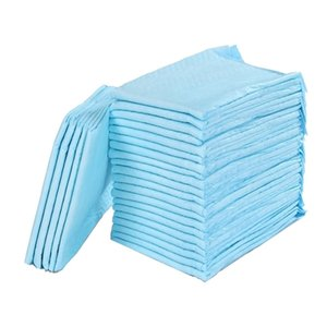 120 Dog Pet Fraldas absorver a urina Cães e Gatos Training Pad saudável limpa Wet Pad Disposable Dog Training Diaper