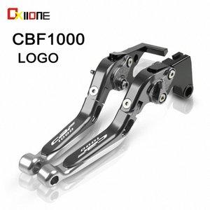 Для CBF1000 2006-2009 CBF1000 / A 2010 2011 2012 2013 Мотоцикл Регулируемая складная продлен Brake рычага сцепления Moto рычаг c34z #