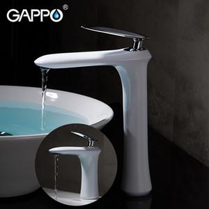 Gappo Havza Musluklar musluk karışım musluk banyo musluk banyo lavabo su karıştırıcı musluk griferia sink