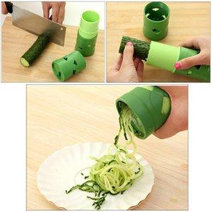 Función Multi vegetal de la fruta Graters Pepino Zanahoria lateral doble ralladores y máquinas de cortar los hogares vegetal de cocina de plástico Peeler DHA801