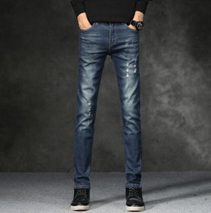2019 Top Quality Discount Jeans On Hot Sales Cheap Men Fashion Long Trousers MX200814