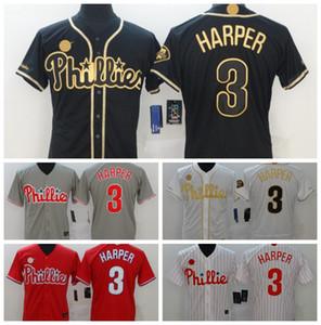 2020 필라델피아필리스 유니폼 3 브라이스하퍼 저지 야구 저지 화이트 홈 플레이어 뉴저지 0816 (22)
