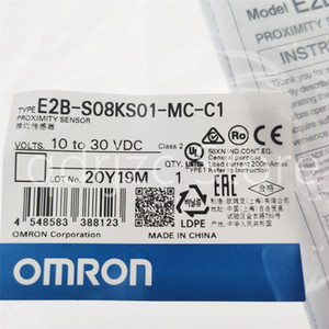 enfoque OMRON sensor E2B-S08KS01-MC-C1