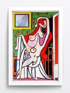 Arte Pablo Picasso pintura al óleo impresión en lienzo arte moderno modular de pared cuadros de la pared para sala de estar Deco Y281