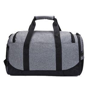 Scione Men Travel Bag Large Capacity Hand Luggage Travel Duffle Bags Nylon Weekend Bags Women Multifunctional Travel Bags 200921