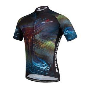 2020 Новый летний задействуя Джерси только Открытый Ropa Ciclismo Quick Dry дышащий Сжатый для мужчин SKU20200059
