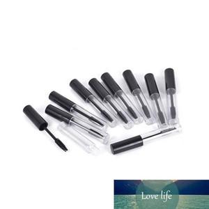 BASKI LOGO Maskara Tüpü Boş 10ml, 3 packs 10ml Yeniden kullanılabilir Maskara Konteyner Eyeliner Fırçası ile Dudak Brüt Tüpü Şişe