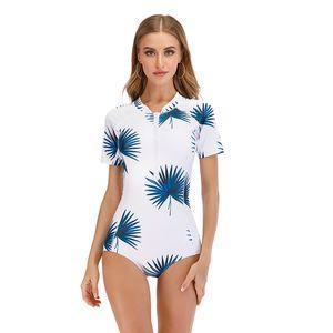 2020 Sexy Costumi One Piece Costumi da bagno per costumi da bagno delle donne Zipper Monokini Piscina Body signore all'aria aperta un pezzo Costumi