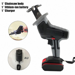 18V 4500mah Electric Reciprocating Saw Rechargeable Lithium-Ion Battery Handheld Tool Reciprocating Saw+Charger+Battery gNJi#