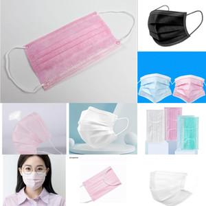 K Partido reutilizable envío libre rosado Máscara mascarillas Pfe 95% Filtración Pm2 protectora. BGGOZHPI