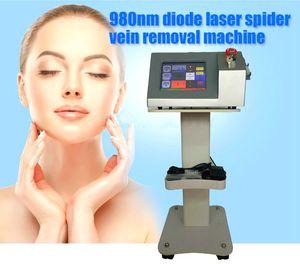 A maioria Laser Popular 980nm Vascular Removal máquina 980nm Diode Laser Vascular Remoção Linha veias Remoção Nails Fungo Equipamentos de Tratamento