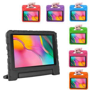 "For Samsung Galaxy Tab A 2016 10.1"" Full Body Case Handle Stand For Kids T580 T585"