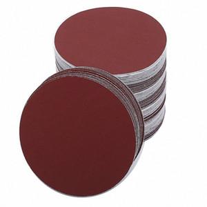 100pcs 5 Inch 125mm Round Sandpaper Disk Sand Sheets Grit 40-2000 for Choose Hook and Loop Sanding Disc for Sander Grits okGK#