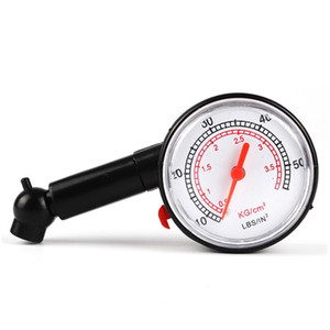 High Accuracy Tire Pressure Gauge For Accurate Car Air Pressure Tyre Gauge For Car Truck and Motorcycle