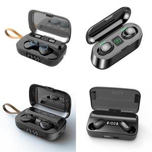 A9 TWS Bluetooth Earphones True Wireless Earbuds 8 Hours Music Bluetooth 5.0 Wireless Earphone Waterproof Sport Headphone#681