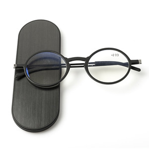 hot wolesale high quality cheap price magnet reading glasses with box