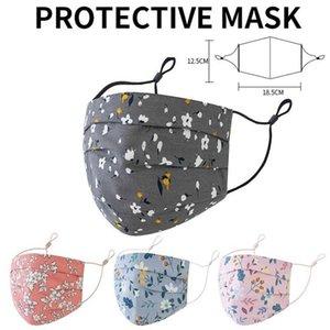 vendas Hot New estilo macio e confortável revestimento de impressão Ciclismo Outdoor Máscaras lavável à prova de vento à prova de poeira máscara máscaras Cotton Designer T9I00481