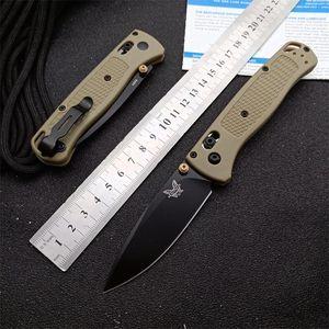 Benchmade BM535 BM535S EKSEN katlama bıçak S30V bıçağı FRN Desert renk kolu BM940 BM535 BM9600 BM42 Kelebek En İyi bıçak