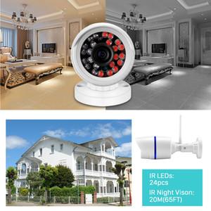 AHD 아날로그 카메라 2MP 1MP 고화질 감시 적외선 1080P 720P CCTV 보안 야외 총알 방수 카메라