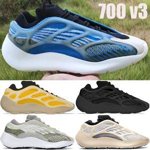 Box ile ABD 5-11 Azareth Azael Alvah OG srphym yansıtıcı açık erkekler kadınların spor ayakkabıları eğitmenler koşu ayakkabıları 700 v3 Kanye West New