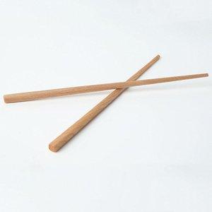 Natural Wood Лапша Палочка Здоровой Многоразовой Кухня суша еда палочки Кухня Жареная Деревянный Super Long Палочка VT1587