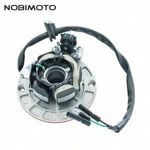Motorbike Magneto Iluminação estator bobina Motocross Motor de terras raras Motores Motor Stator Bobinas Fit For YX 150cc-160cc 2CQ-135-3 pmvo #