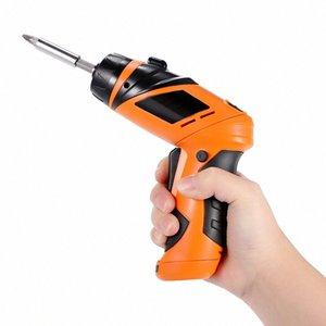 Cacciavite 6V elettrico senza cordone della batteria Set Repair Tool Kit batteria Electric Operated strumenti di uso domestico set con cacciavite u9Yp #