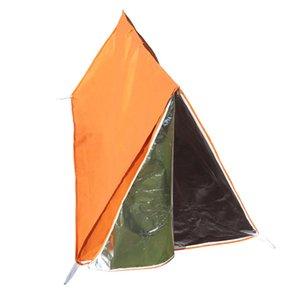 Открытое Укрытие Складного Практические Теплый Emergency Survival Портативный Tube Tent