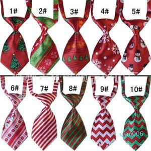 Multi Cores Impressão Laço Festival Crianças Decoração gravatas Natal do boneco de neve cervos Padrão gravata Hot Selling 1 8ys L1