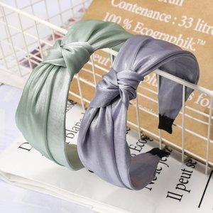 새로운 한국어 슈퍼 요정 밝은 그물 원사 헤어 농구 멀티 - 레이어 한국어 버전 매듭 머리 굴렁쇠 머리 장식 머리 장식