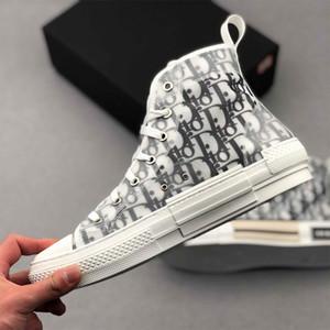 Dior converse B23 Oblique Designers Hommes KAWS by KIm Jones Trainers Kanye West Triple Basket Men Women High B23 Running Shoes Sneaker