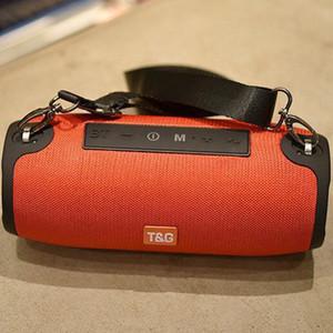 NEW TG125 Мини Портативный динамик Беспроводная связь Bluetooth спикер Малый барабан Bluetooth Аудио беспроводной портативный спикер Открытый водонепроницаемый сабвуфер