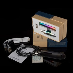 Passthrough BDC atomizzatore brevettato E Cig Kit autentica Greensound G3 Starter Kit GS G3 sigaretta elettronica 900mAh Dual USB