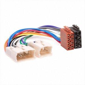 Автомобильный радиоприемник Прочный Модификация Электропроводка Undamage адаптер Аксессуары Подключите кабель Auto Safe Части 12 Подключение Aftermarket KGuL #