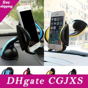 Новый автомобиль 360 Универсальный Dashboard ветрового стекла держатель для GPS-КПК мобильного телефона Dhl Бесплатная доставка